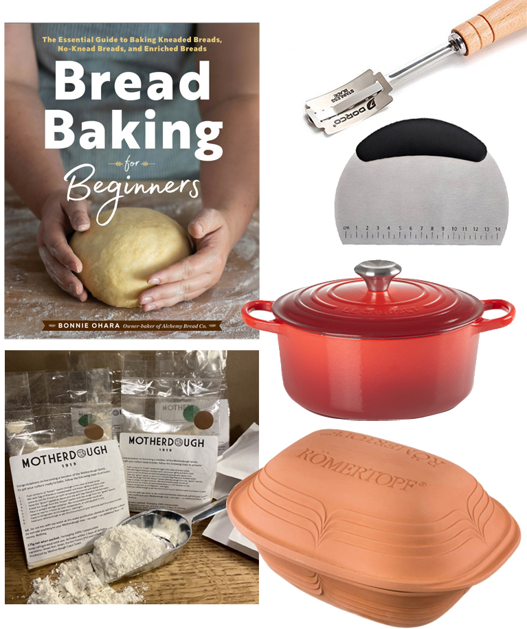 Sourdough baking tips and tricks