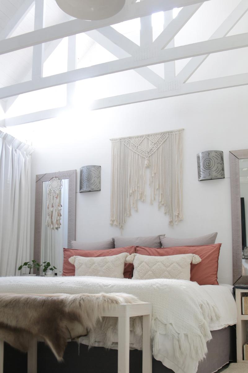 Bedroom of Bohemian Dreams
